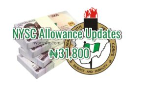 NYSC allowance update