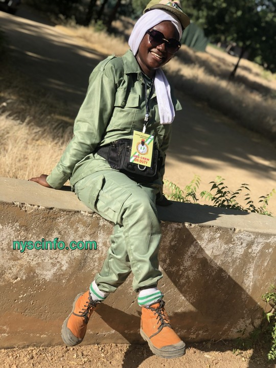 How to join OBS in the NYSC orientation camp
