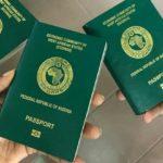 New Cost of Nigerian International Passport
