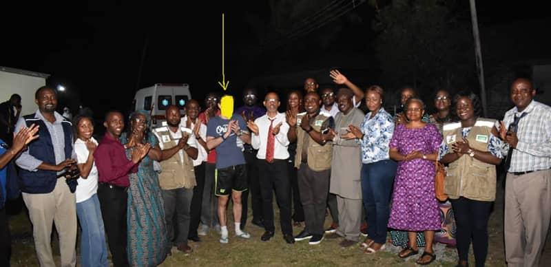 Italian Who Brought Coronavirus To Nigeria Has Been Discharged