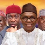 Names of State Governors in Nigeria and their Parties