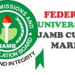 Federal Universities JAMB Cut-off Mark